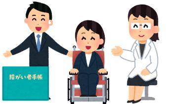 障害者手帳の福祉サービス
